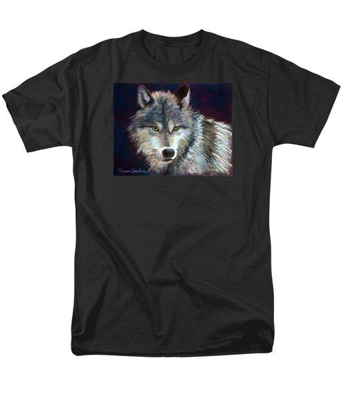 Grizzer Men's T-Shirt  (Regular Fit) by Susan Woodward