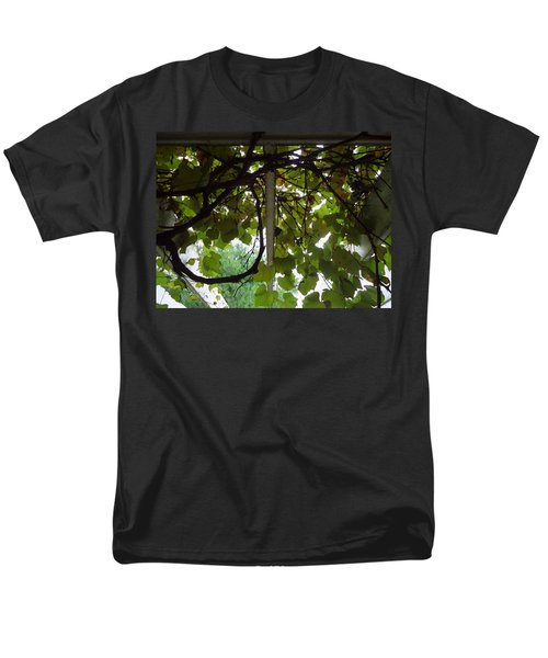 Men's T-Shirt  (Regular Fit) featuring the photograph Gropius Vine by Joseph Skompski