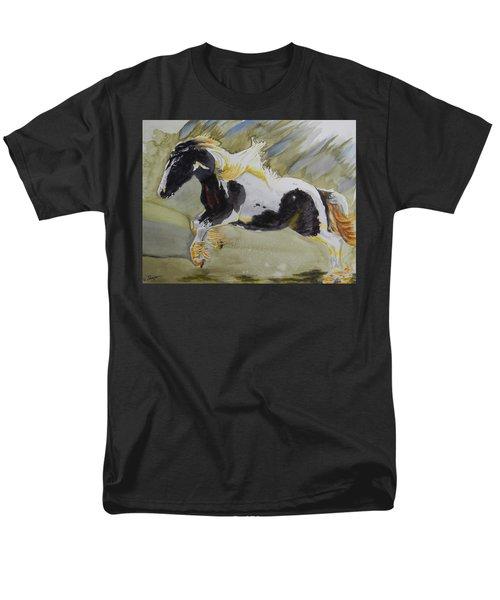 Gypsy Princess Men's T-Shirt  (Regular Fit) by Warren Thompson