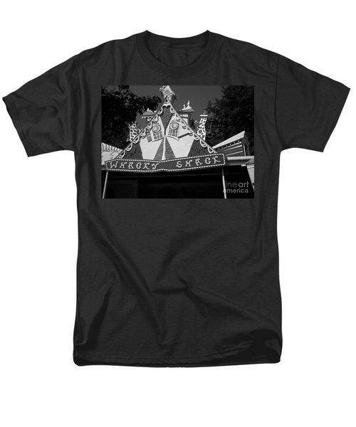 Men's T-Shirt  (Regular Fit) featuring the photograph Haunted House by Michael Krek