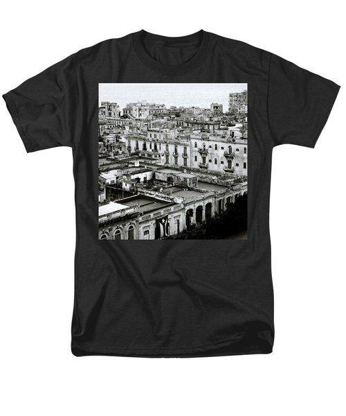 Havana City Men's T-Shirt  (Regular Fit) by Shaun Higson