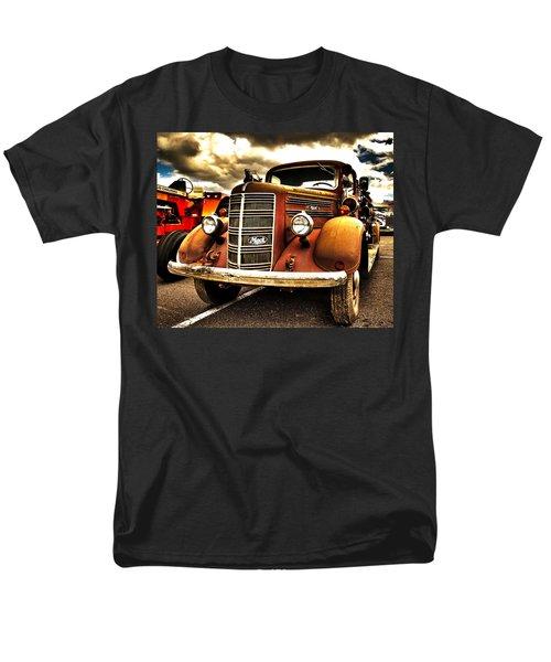 Hdr Fire Truck Men's T-Shirt  (Regular Fit)