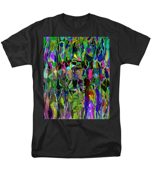 Head Voices Men's T-Shirt  (Regular Fit) by David Lane