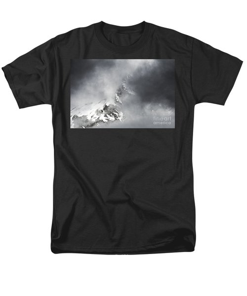Men's T-Shirt  (Regular Fit) featuring the photograph Heaven For A Moment by Nick  Boren
