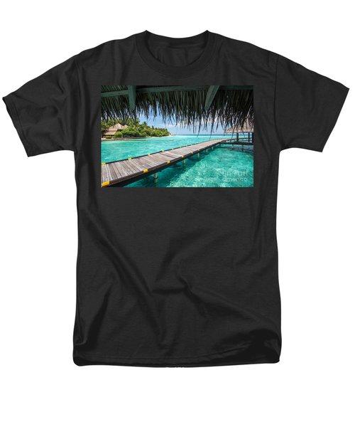 Heavenly View Men's T-Shirt  (Regular Fit) by Hannes Cmarits