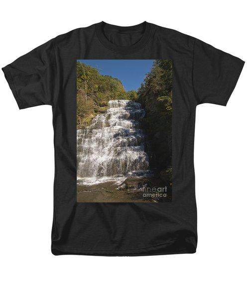 Hector Falls Men's T-Shirt  (Regular Fit) by William Norton