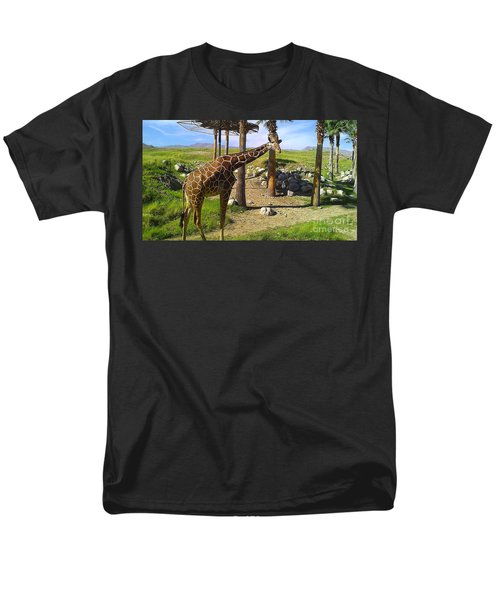 Hello There Men's T-Shirt  (Regular Fit) by Chris Tarpening
