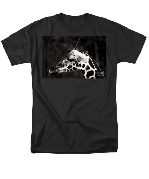 Men's T-Shirt  (Regular Fit) featuring the photograph Hello Up There by Doc Braham