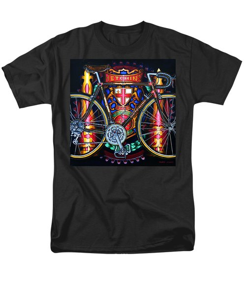 Hetchins Men's T-Shirt  (Regular Fit)