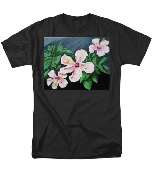 Hibiscus No. 1 Men's T-Shirt  (Regular Fit)