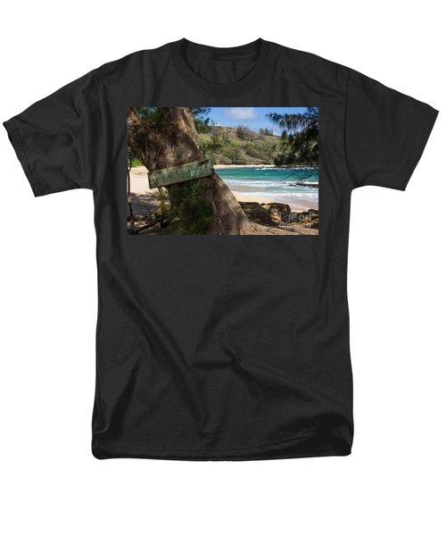 Men's T-Shirt  (Regular Fit) featuring the photograph Hidden Gem by Suzanne Luft