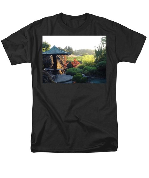 Men's T-Shirt  (Regular Fit) featuring the photograph Hide Out  by Shawn Marlow
