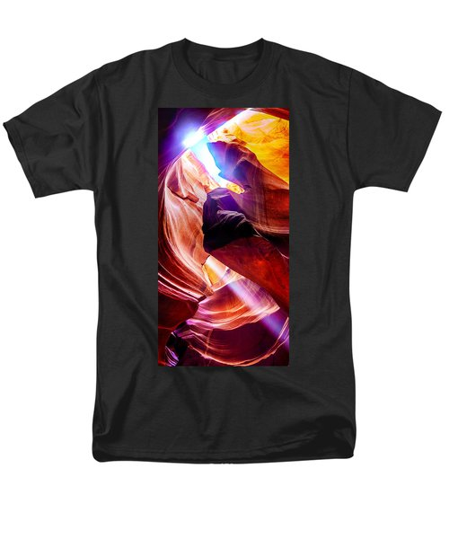 Hideout Men's T-Shirt  (Regular Fit) by Az Jackson