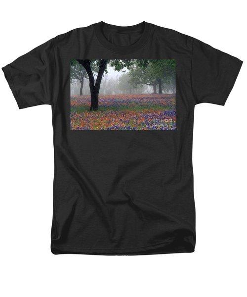 Hill Country - Fs000912 Men's T-Shirt  (Regular Fit) by Daniel Dempster