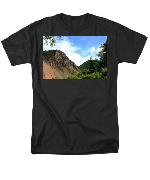 Hills Men's T-Shirt  (Regular Fit) by Jason Lees
