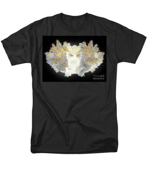 Hint Of Owl Men's T-Shirt  (Regular Fit) by Steed Edwards