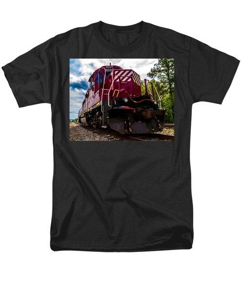 Hlcx 1035 Men's T-Shirt  (Regular Fit) by Bartz Johnson