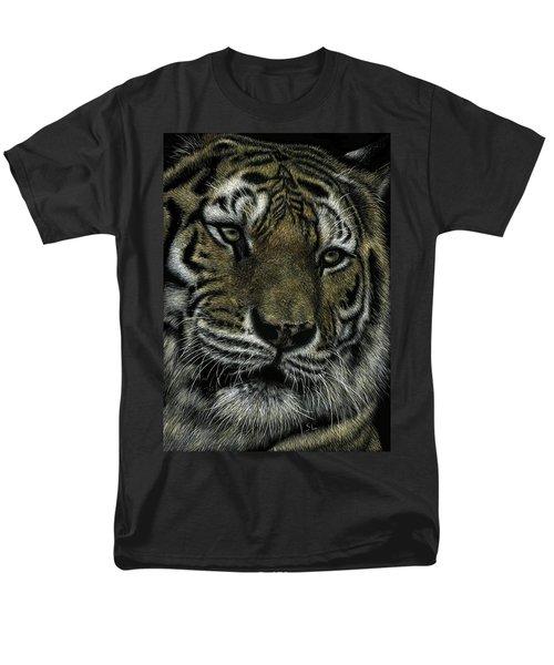 Holding Court Men's T-Shirt  (Regular Fit) by Sandra LaFaut
