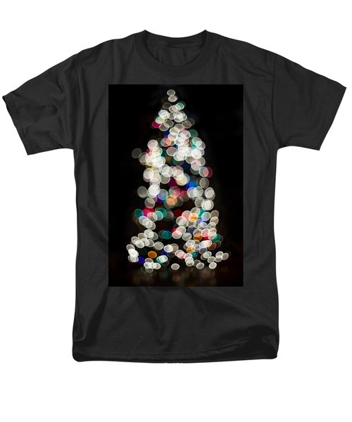 Men's T-Shirt  (Regular Fit) featuring the photograph Holiday In Color by Aaron Aldrich