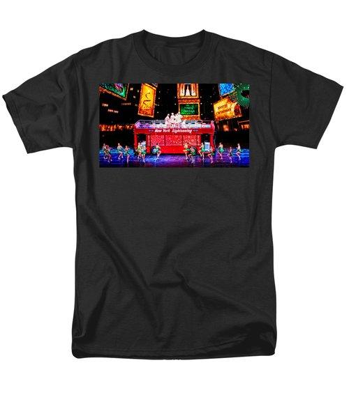 Holiday Sightseeing Men's T-Shirt  (Regular Fit)