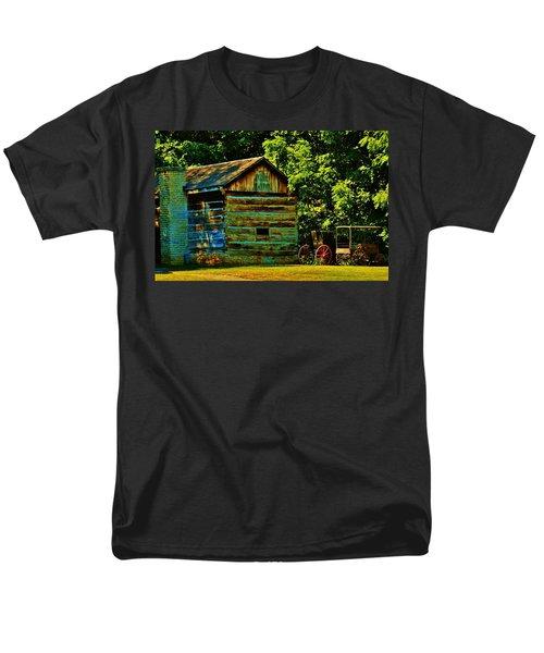 Home Men's T-Shirt  (Regular Fit)