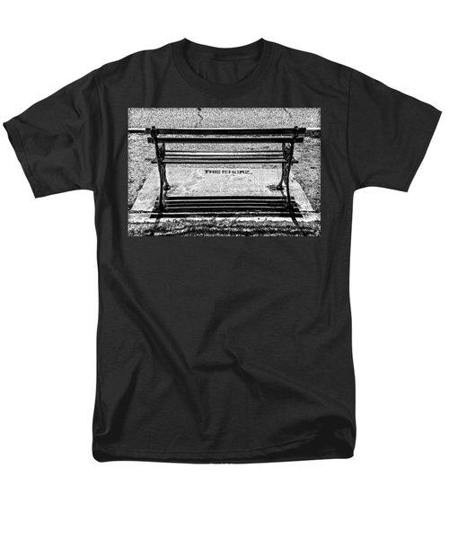 Home Men's T-Shirt  (Regular Fit) by Sennie Pierson