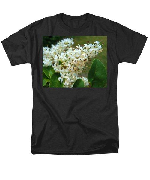 Men's T-Shirt  (Regular Fit) featuring the photograph Honeysuckle #1 by Robert ONeil