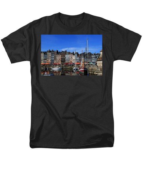 Honfleur France Men's T-Shirt  (Regular Fit)