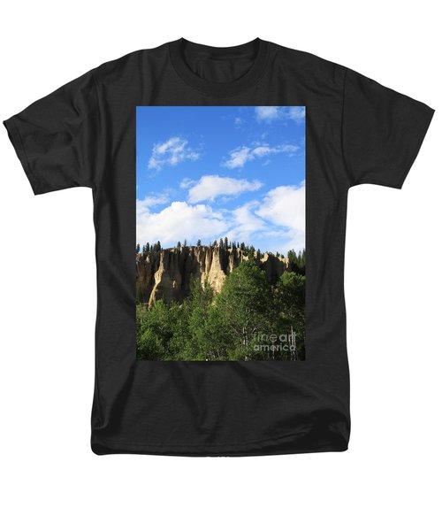 Hoodoos Men's T-Shirt  (Regular Fit) by Alyce Taylor
