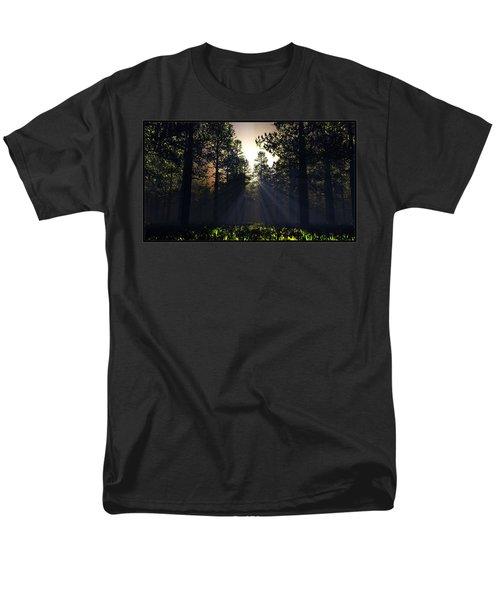 Hope Springs Eternal... Men's T-Shirt  (Regular Fit)