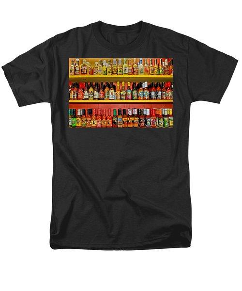 Hot Stuff Men's T-Shirt  (Regular Fit) by DJ Florek