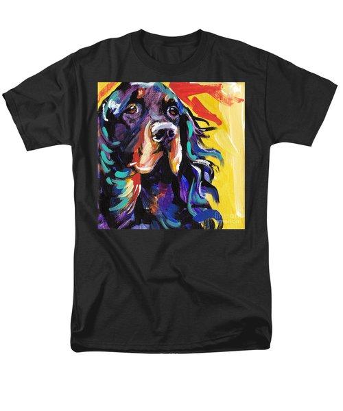 I Love Gordon Men's T-Shirt  (Regular Fit) by Lea S