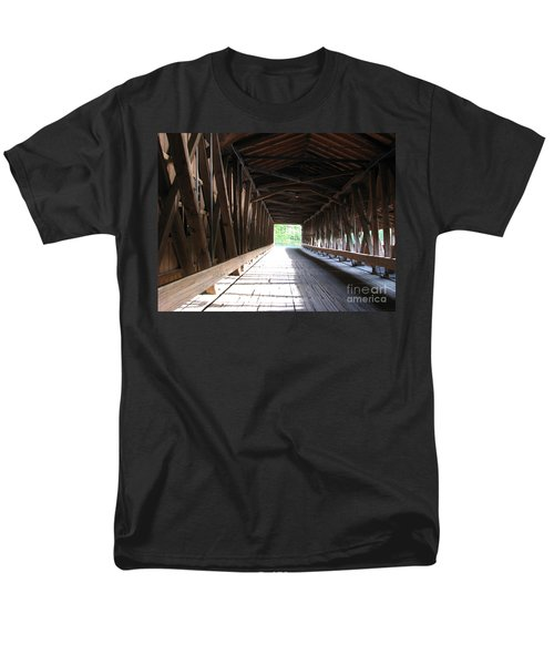 I See The Light Men's T-Shirt  (Regular Fit) by Michael Krek