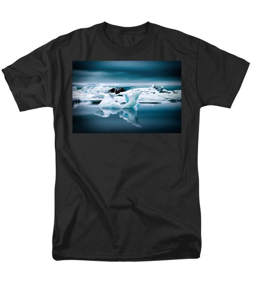 Ice Age Men's T-Shirt  (Regular Fit) by Ian Good