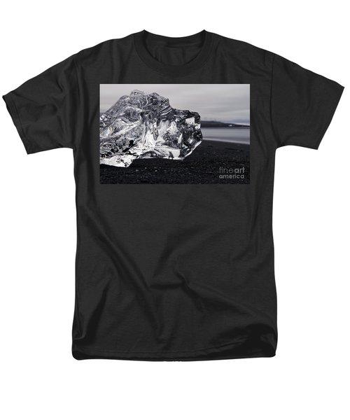 ice Men's T-Shirt  (Regular Fit) by Gunnar Orn Arnason