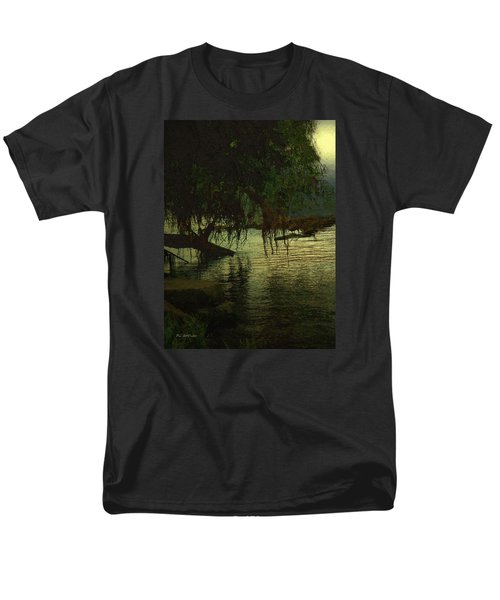 I'll Be Waiting Men's T-Shirt  (Regular Fit) by RC deWinter