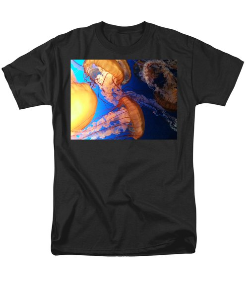 Men's T-Shirt  (Regular Fit) featuring the photograph I'll Take Jelly With That by Caryl J Bohn