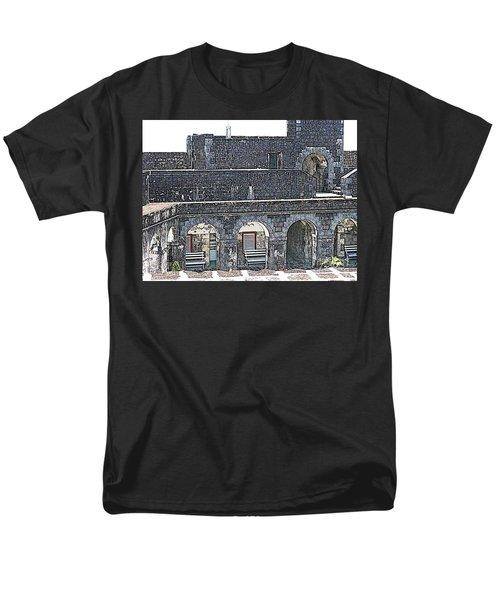 Img_1417 Men's T-Shirt  (Regular Fit) by HEVi FineArt