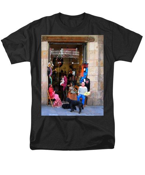 In Good Company Men's T-Shirt  (Regular Fit) by Leena Pekkalainen