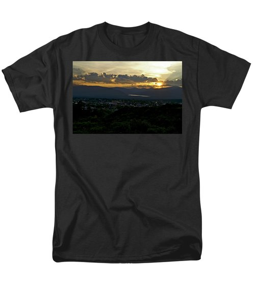 Men's T-Shirt  (Regular Fit) featuring the photograph In My Place by Jeremy Rhoades
