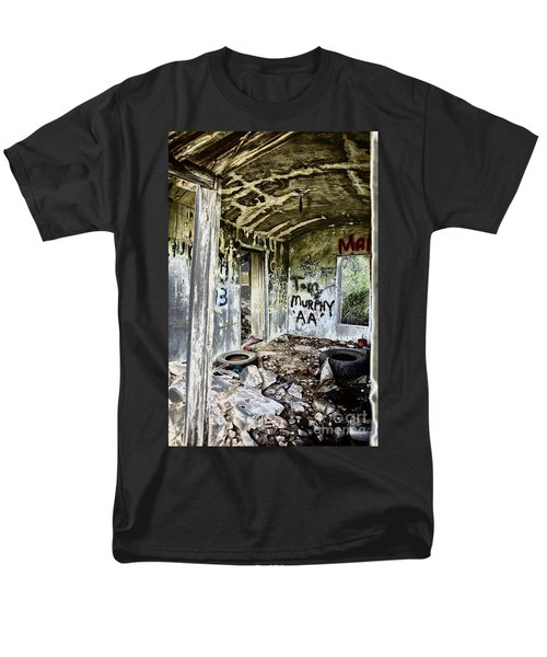 In Ruins Men's T-Shirt  (Regular Fit) by Erika Weber