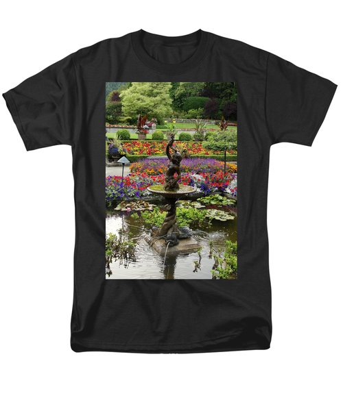 Men's T-Shirt  (Regular Fit) featuring the photograph In Living Color by Natalie Ortiz