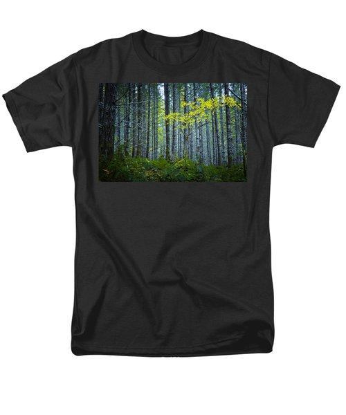 In The Woods Men's T-Shirt  (Regular Fit) by Belinda Greb
