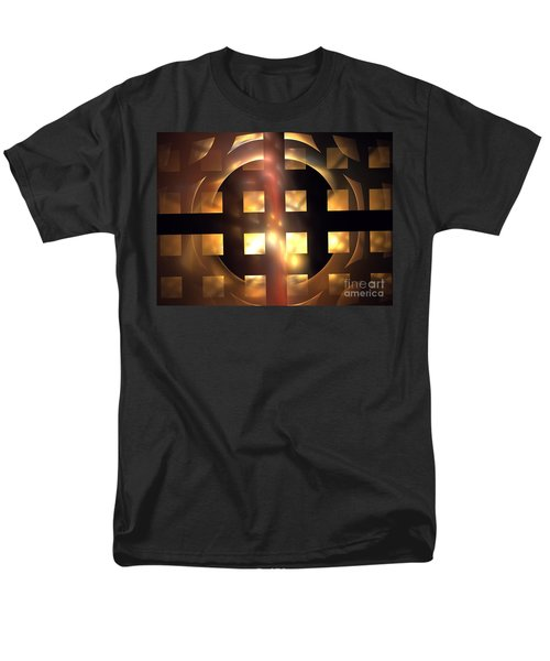 Indus Men's T-Shirt  (Regular Fit) by Kim Sy Ok