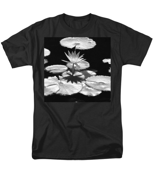Infrared - Water Lily 02 Men's T-Shirt  (Regular Fit)