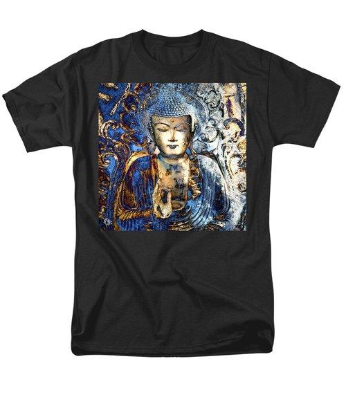 Inner Guidance Men's T-Shirt  (Regular Fit) by Christopher Beikmann