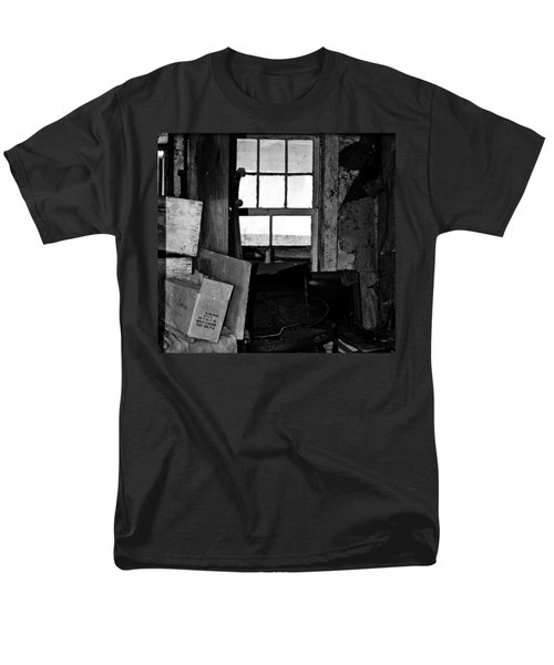 Inside Abandonment 2 Men's T-Shirt  (Regular Fit) by Tara Lynn