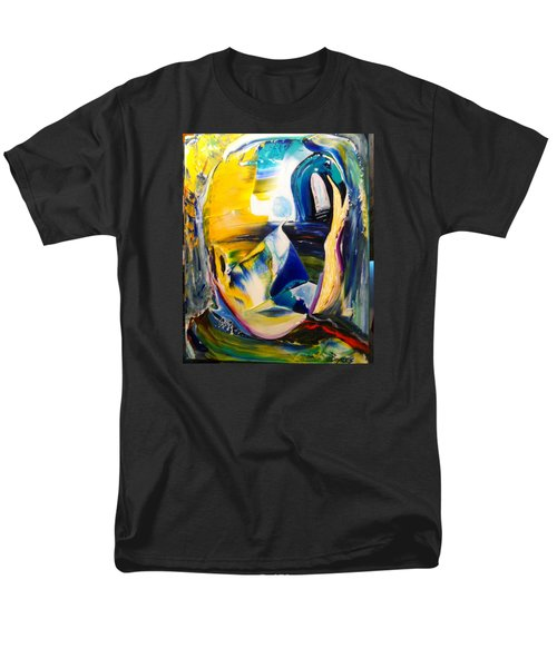 Insightful To The Center Men's T-Shirt  (Regular Fit)