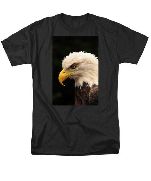 Intense Stare Men's T-Shirt  (Regular Fit)