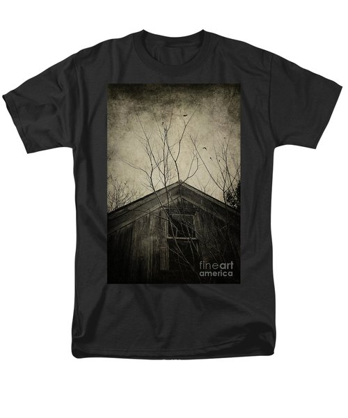 Into The Dark Past Men's T-Shirt  (Regular Fit) by Trish Mistric